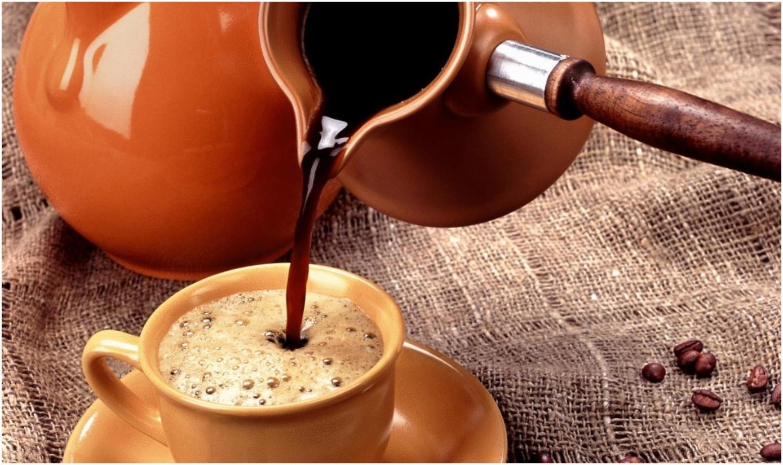 Как варить кофе в турке пошагово